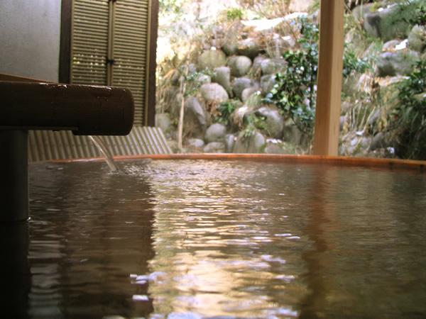 檜(ヒノキ)風呂