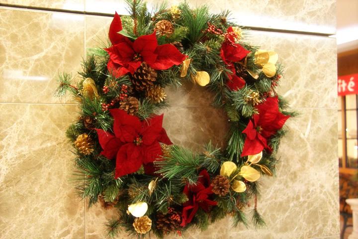 素材提供者:星野伸 : クリスマス 飾り 無料 : 無料